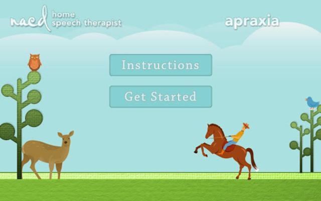Speech Therapy for Apraxia screenshot 1