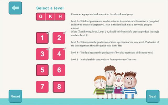 Speech Therapy 4 Apraxia - Words screenshot 4