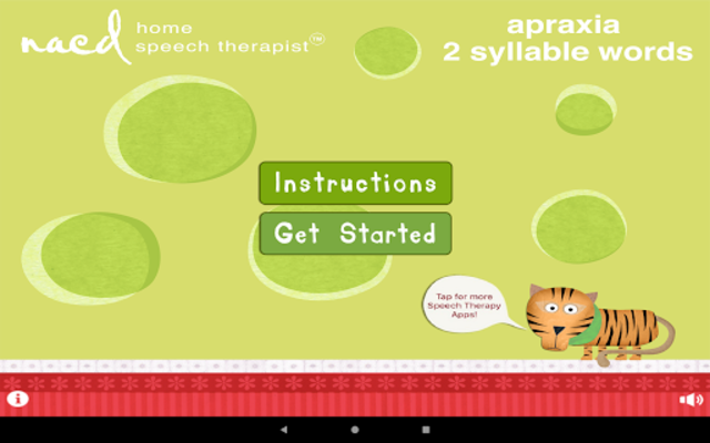Speech Therapy for Apraxia-3 screenshot 1