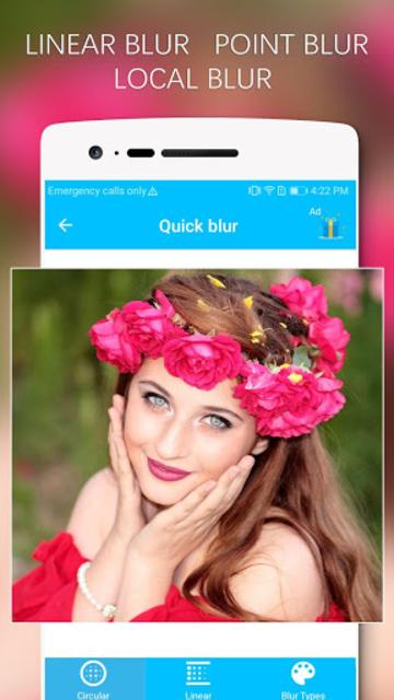 Super Image Blur screenshot 1