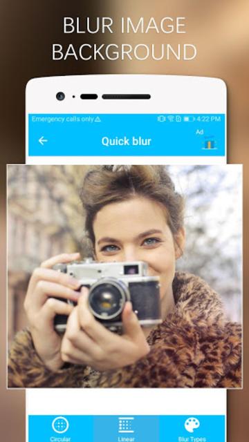 Super Image Blur screenshot 2