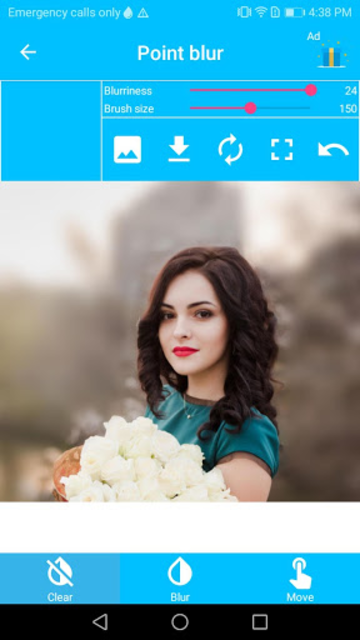 Super Image Blur screenshot 7