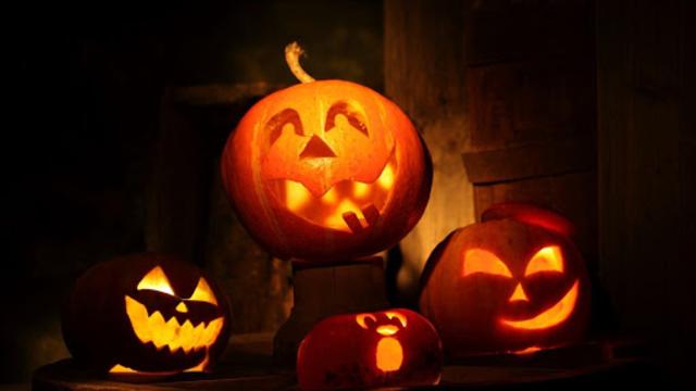 Halloween Live Wallpaper (Backgrounds HD) screenshot 4