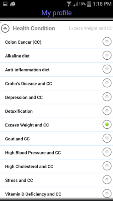 Colon Cancer screenshot 2