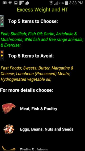 High Triglycerides screenshot 7