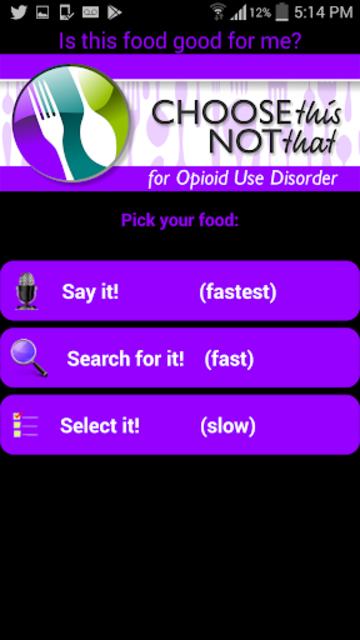 Opioid Use Disorder (OUD) screenshot 4