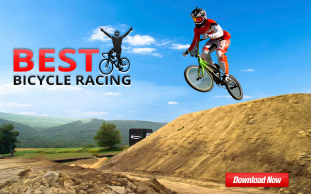 BMX Mountain Climb – MTB Hill & Bicycle Racing screenshot 1