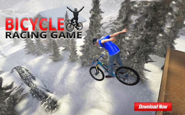 BMX Mountain Climb – MTB Hill & Bicycle Racing screenshot 2