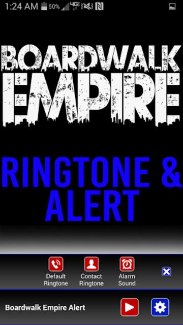 Boardwalk Empire Ringtone screenshot 2