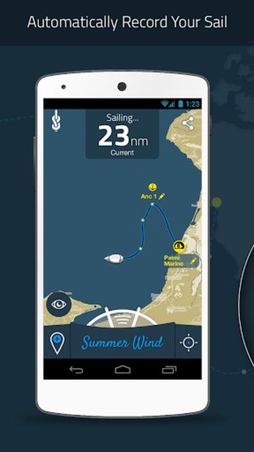 BoatBook Sailing Log screenshot 1