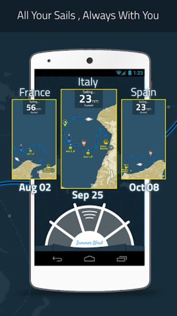 BoatBook Sailing Log screenshot 5