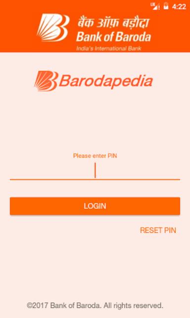 Barodapedia screenshot 1