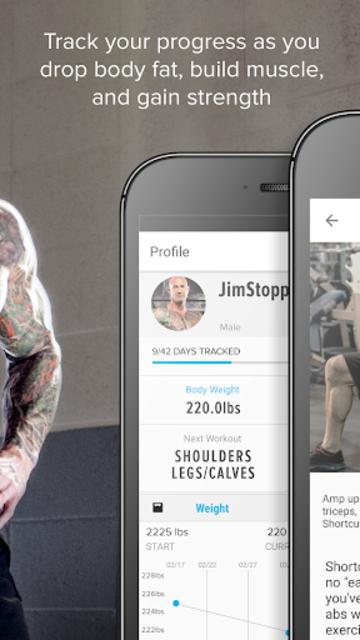 Jim Stoppani Shortcut to Shred screenshot 3