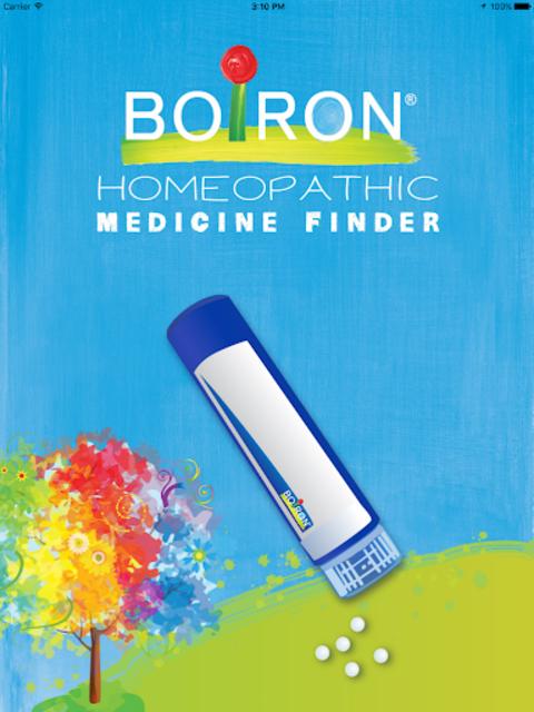 Boiron Medicine Finder screenshot 12
