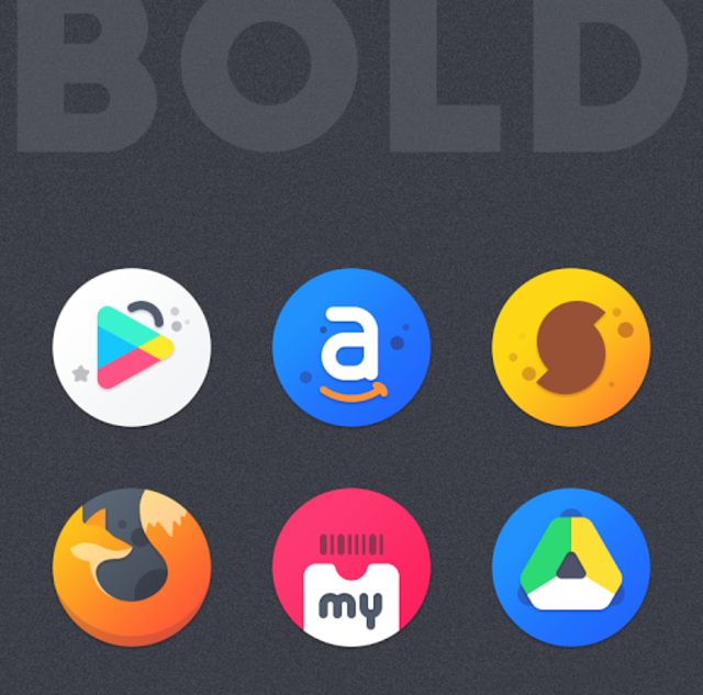 BOLD - ICON PACK screenshot 6