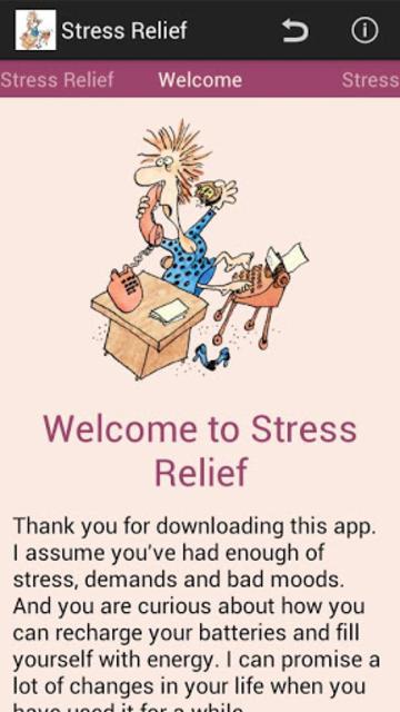 Stress Relief screenshot 2