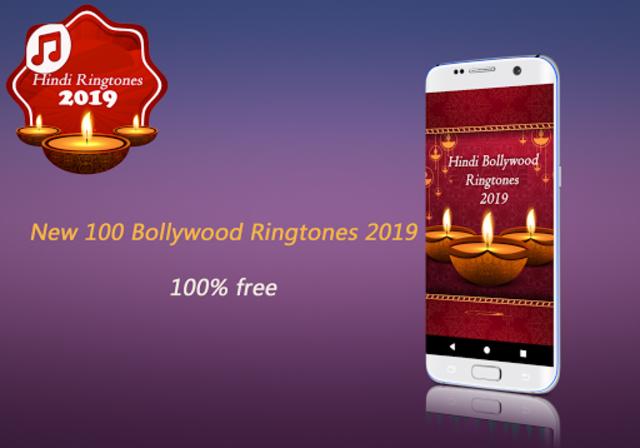 Top 100 Bollywood Ringtones 2019 screenshot 1