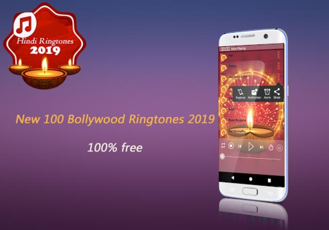 Top 100 Bollywood Ringtones 2019 screenshot 4