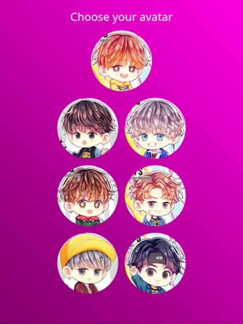 BTS Dancing Line screenshot 7