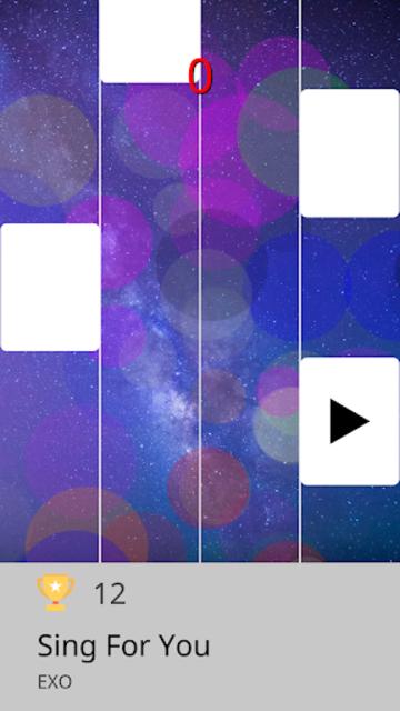 KPOP Piano Magic Tiles screenshot 1
