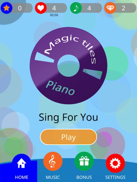 KPOP Piano Magic Tiles screenshot 8