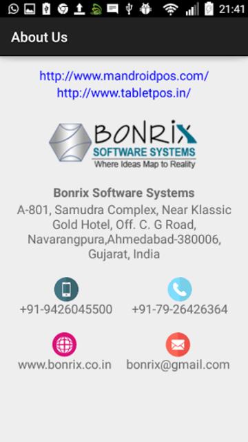 Bonrix Bluetooth NFC/RFID Demo screenshot 3