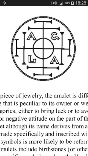Secret Sigils Encyclopedia screenshot 4