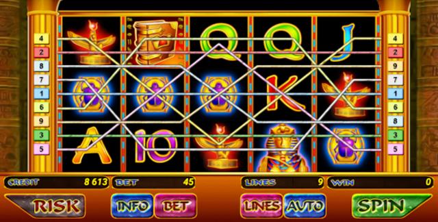Book of Ramses Slot screenshot 2