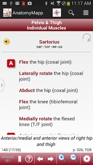 AnatomyMapp screenshot 5