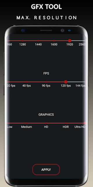 Game Booster Free Fire GFX- Lag Fix screenshot 3