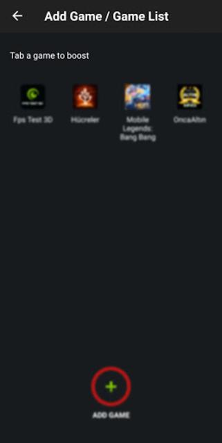 Game Booster Free Fire GFX- Lag Fix screenshot 5