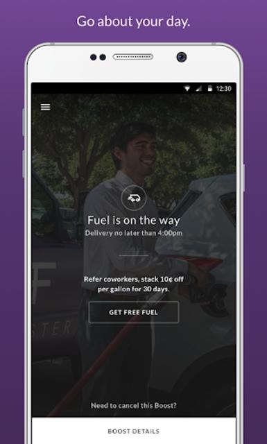 Booster: On Demand Fuel screenshot 3