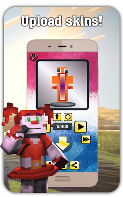 About: Unspeakable Gaming Skin For MINECRAFT (Google Play