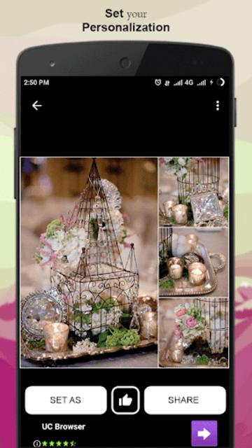 1000 Wedding Decoration Ideas screenshot 3