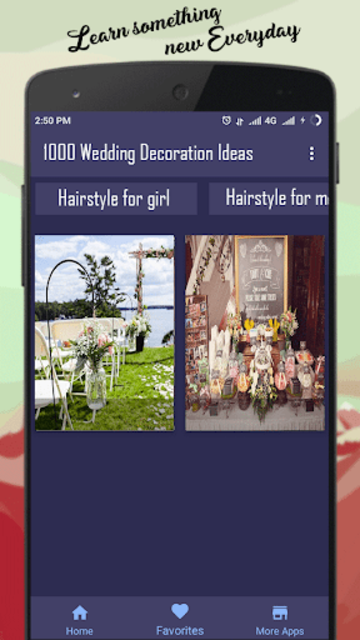 1000 Wedding Decoration Ideas screenshot 5