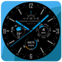 Icon for Marine Commander Watch Face for WearOS