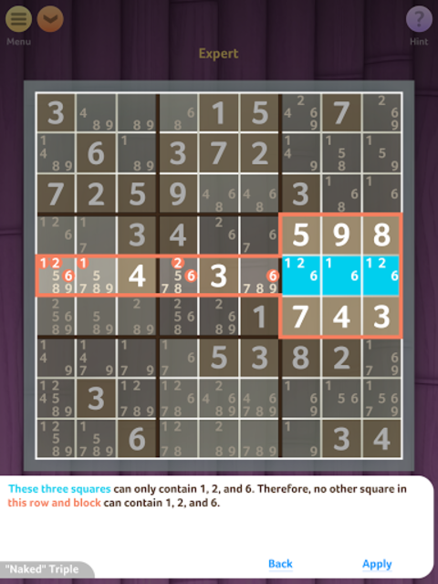 Sudoku+ screenshot 9