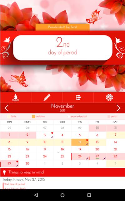 Period Tracker & Diary screenshot 9