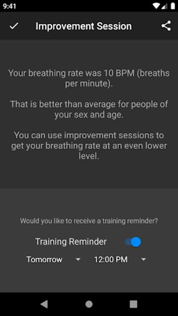BreathingApp — Breath Trainer screenshot 4