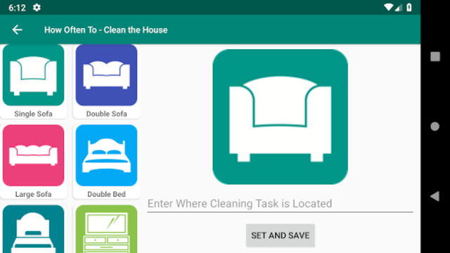 How Often To - Clean the House screenshot 2