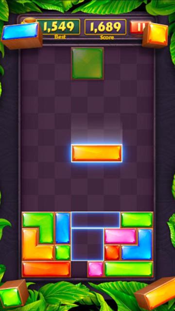 Brickdom - Drop Puzzle screenshot 2