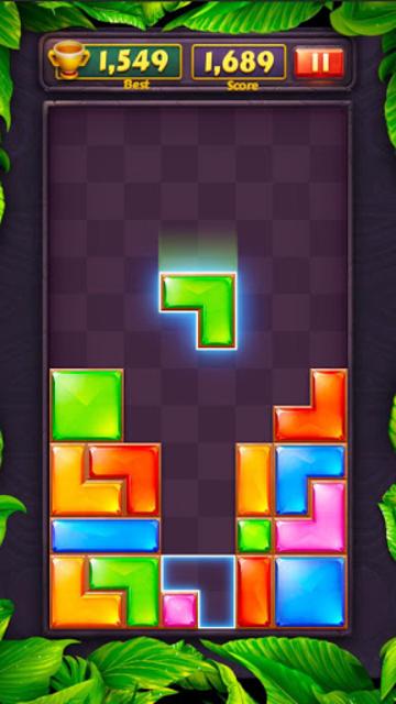 Brickdom - Drop Puzzle screenshot 3