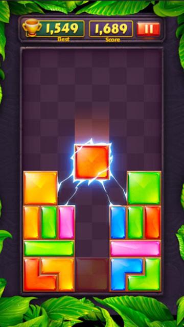 Brickdom - Drop Puzzle screenshot 4