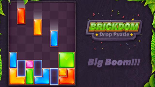 Brickdom - Drop Puzzle screenshot 5