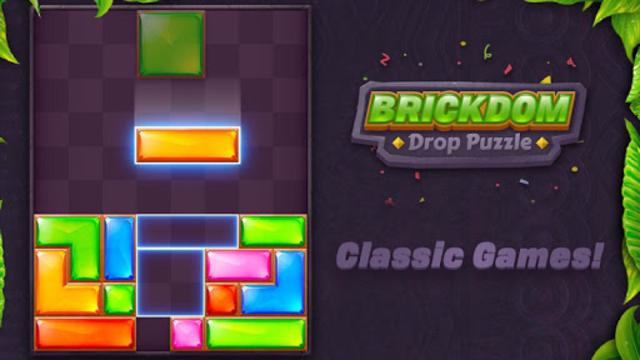 Brickdom - Drop Puzzle screenshot 6