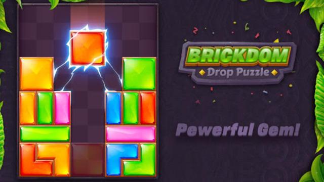 Brickdom - Drop Puzzle screenshot 8