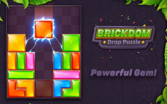 Brickdom - Drop Puzzle screenshot 13
