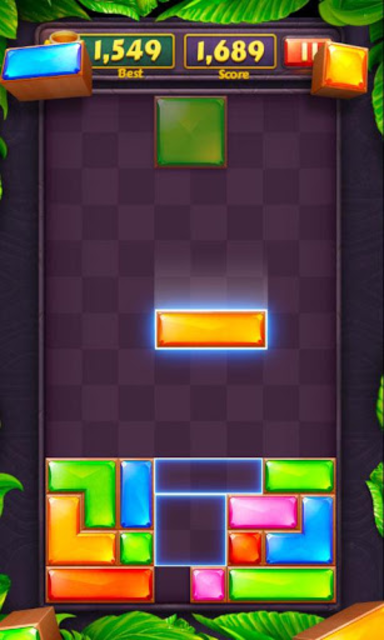 Brickdom - Drop Puzzle screenshot 17