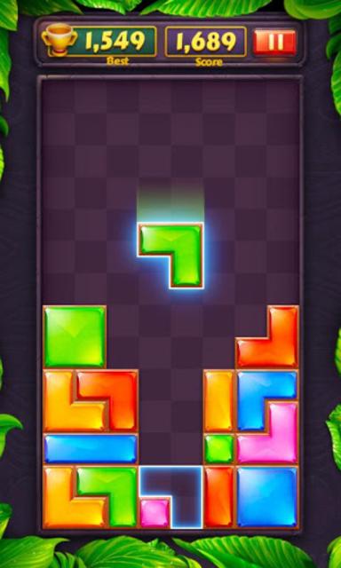 Brickdom - Drop Puzzle screenshot 18