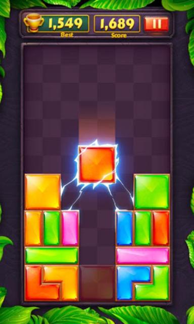 Brickdom - Drop Puzzle screenshot 19